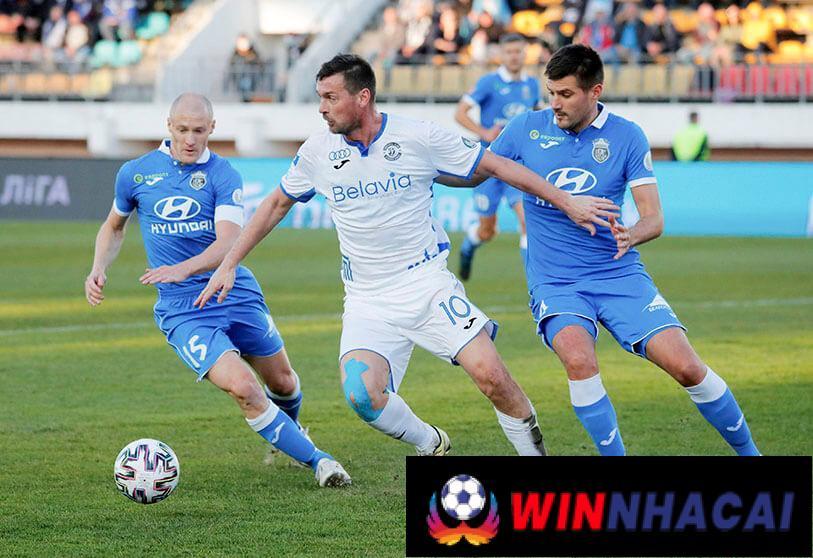 Isloch Minsk (R) vs Belshina Babruisk (R)