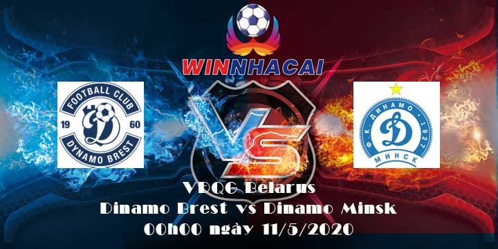 Dinamo Brest vs Dinamo Minsk