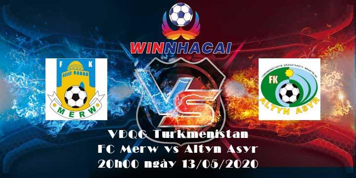 FC Merw vs Altyn Asyr