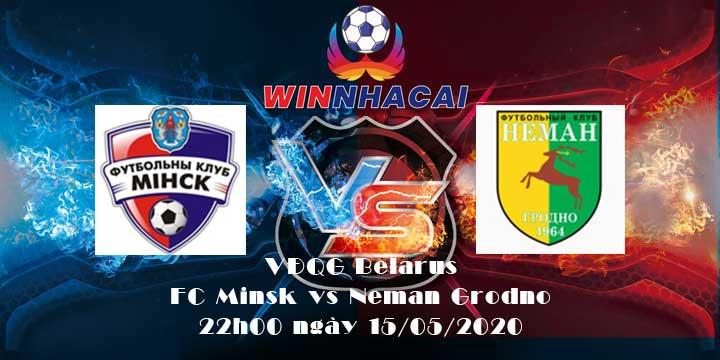 FC Minsk vs Neman Grodno
