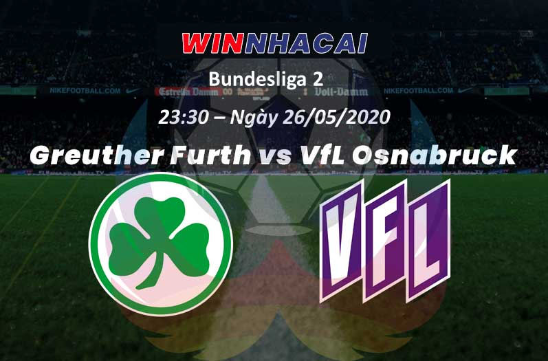 Greuther Furth vs Osnabruck