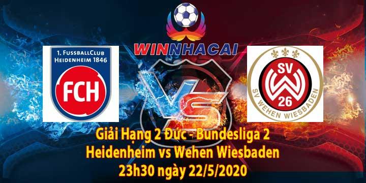 Heidenheim-vs-Wehen-Wiesbaden