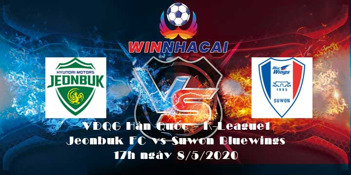Jeonbuk FC vs Suwon Bluewings