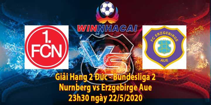 Nurnberg-vs-Erzgebirge-Aue
