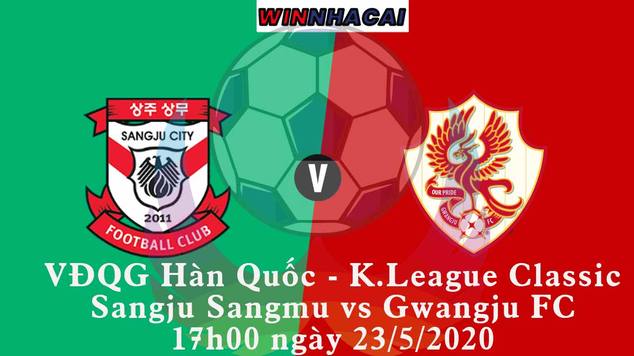 Sangju Sangmu vs Gwangju FC