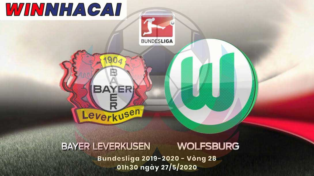 Soi kèo WIN 26/5/2020: Kèo phạt góc trận Leverkusen vs Wolfsburg
