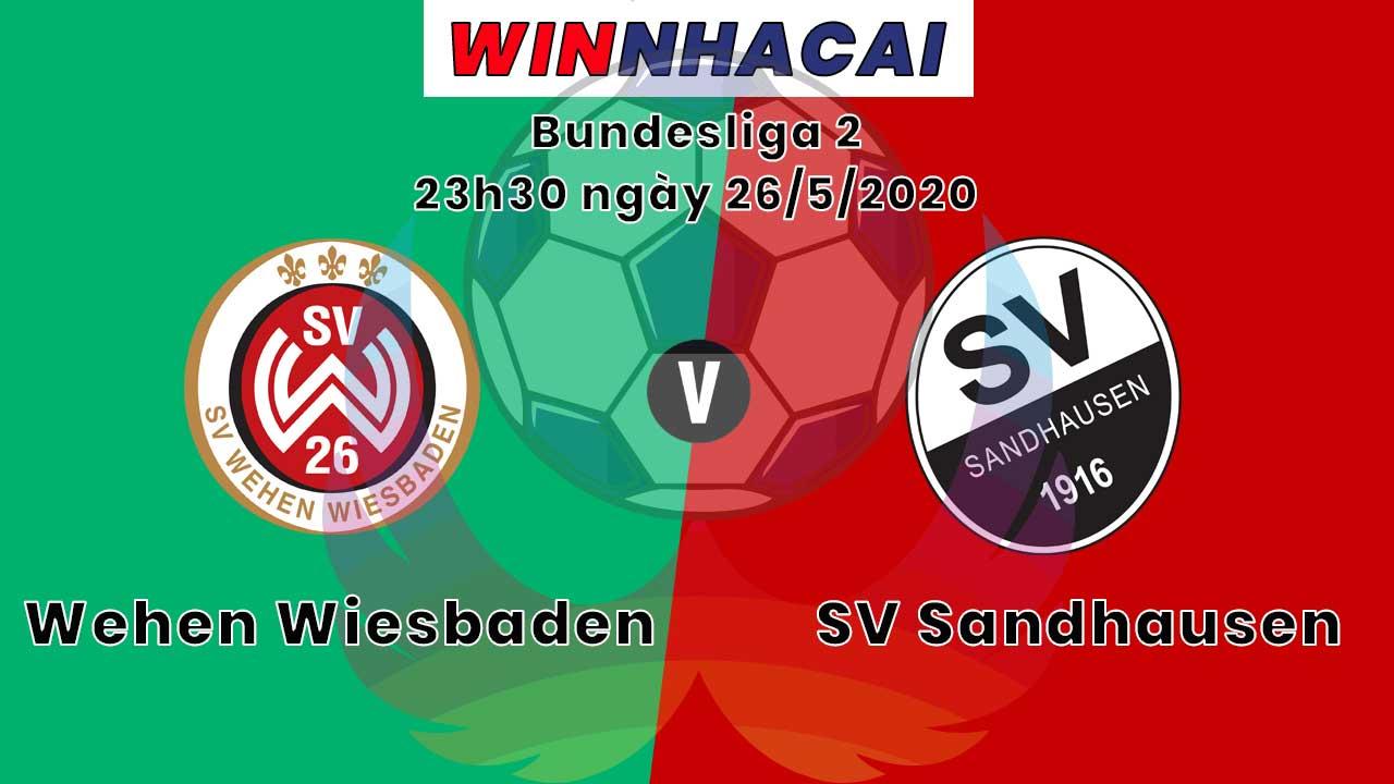 Wehen-Wiesbaden-vs-SV-Sandhausen