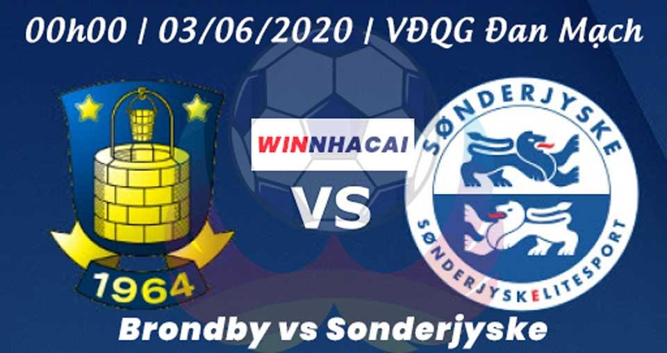 Brondby IF vs Sonderjyske